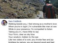 Sam's Poem